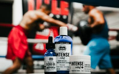 Athlete Recovery and CBD