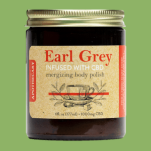 The Apothecary Earl Grey Sugar Scrub