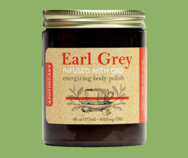 The Apothecary Earl Grey Sugar Scrub
