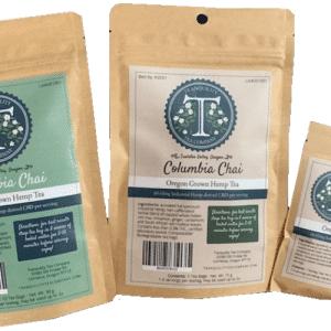 Tranquility Tea Company CBD Hemp Tea (Columbia Chai) 5 Pack