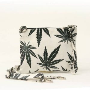 Cannabis Cross Body Bag