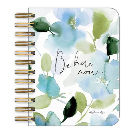 Hidden Beauty Branches Little Spiral Notebook