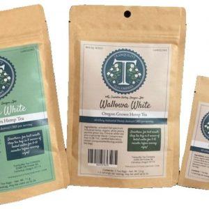 Traquility Tea Wallowa White